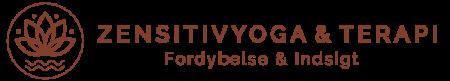 ZensitivYogaTerapi-Logo-Vandret